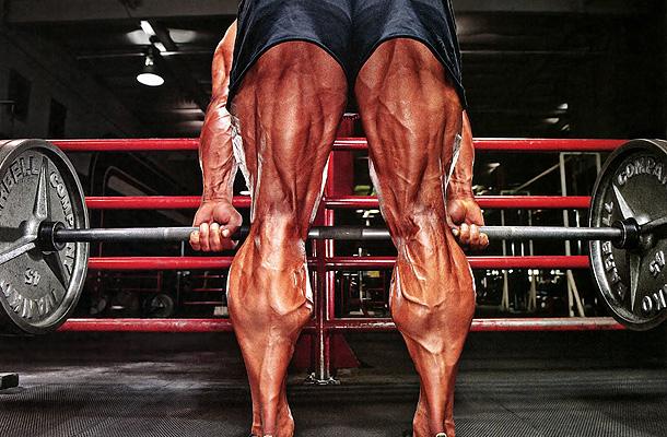 Лучшее упражнение для икроножных мышц