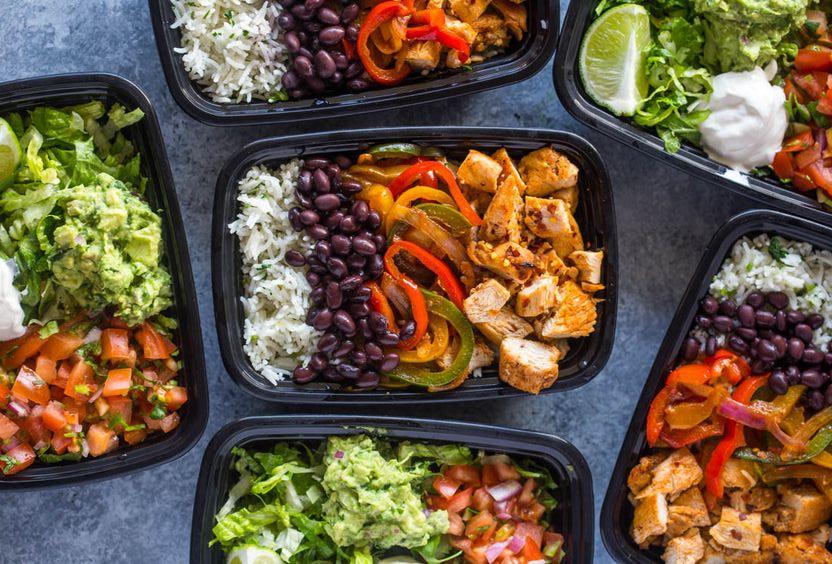 Правильное питание перед тренировкой