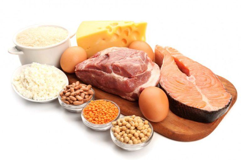 Дефицит белка